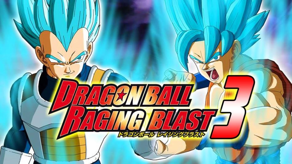 raging blast 3